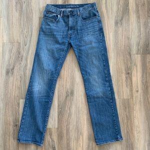 34x34 Cremieux Straight Jeans
